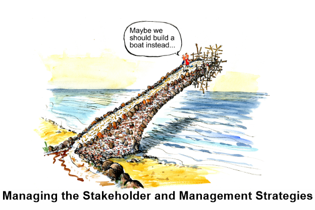 Building Stakeholder bridge